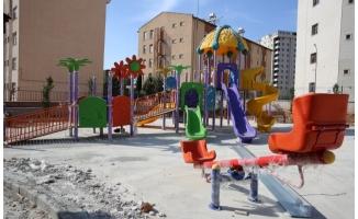 Karaköprü'de engellilere özel park