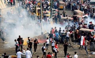 Kerbela'daki gösterilerde 18 kişi öldü