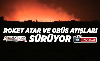 Tel Abyad'da terör hedefleri vuruluyor!