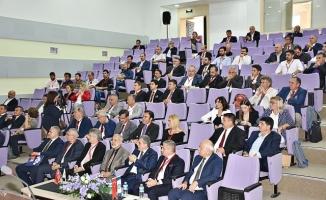 Urfa'da Prefabrikasyon Sempozyumu Yapıldı
