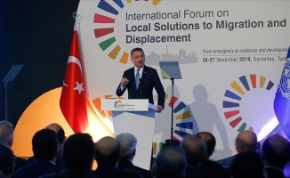 370 bin kişi Suriye'ye döndü