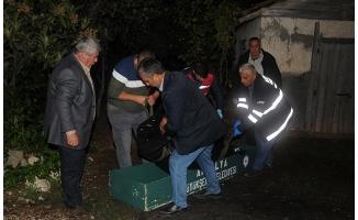 Antalya'da silahlı kavga: 1 ölü, 2 yaralı
