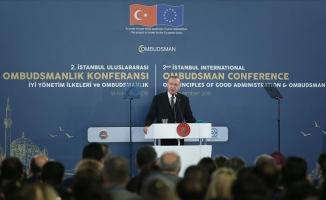 Erdoğan: Bizim derdimiz petrol değil insan
