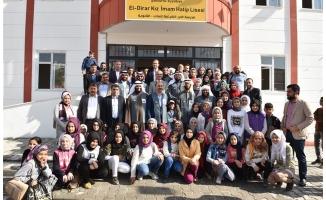 Eyyübiye'de Kız İmam Hatip lisesi açıldı