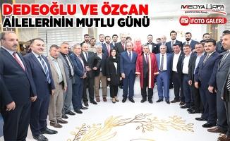Halil Özcan'ın kızı dünya evine girdi!