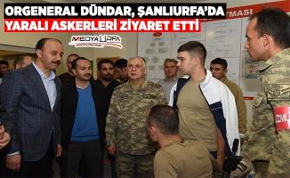 Kara Kuvvetleri Komutanı Şanlıurfa'da