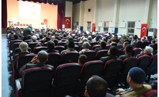 Siverek'te Mevlid-i Nebi Haftası etkinlikleri