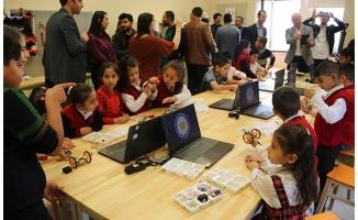 TEGV Şanlıurfa'da tasarım ve bilgi atölyesi açtı