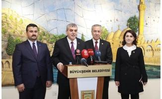 ''Urfa'nın siyasette önemli yeri var''