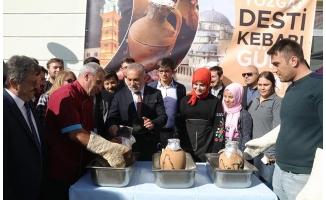 Yozgat'ta 6 bin üniversite öğrencisine testi kebabı