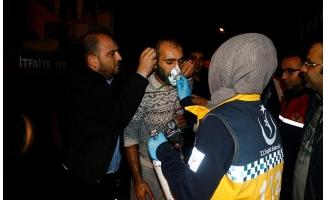Adana'da yangında mahsur kalan 11 kişi kurtarıldı