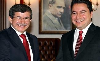 Babacan ve Davutoğlu'nun partisinde yer alacak isimler