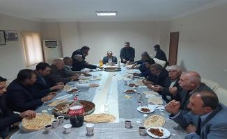 Bozova'da husumetli aileler barıştırıldı