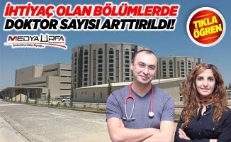 Eğitim ve Araştırma Hastanesine Doktor Tavkiyesi