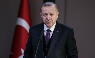 Erdoğan: Tüm dünyayla paylaşmaya hazırız