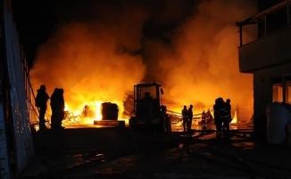 Hindistan'da yangın: 43 ölü, 50 yaralı