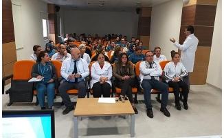HRÜ'de Kuduz Profilaksi Rehberi Eğitimi