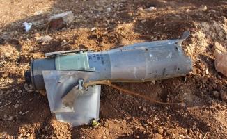 İdlib civarına balistik füze saldırısı