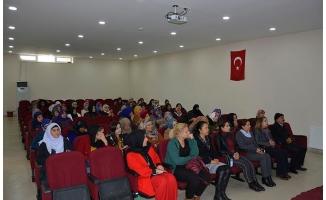 Kadınlara 'kültür mantarı ve solucan gübresi' semineri