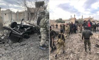 PKK/YPG Tel Abyad'da 8 sivili katletti