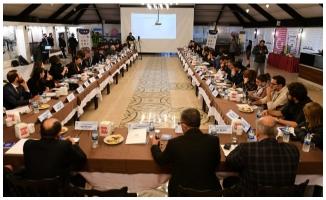 Şanlıurfa'da ''Göç Yönetim Zirvesi'' düzenlendi