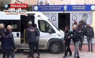 Urfa'da terör operasyonu: 8 tutuklama