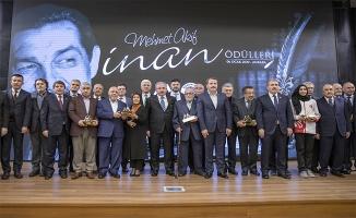 Ankara'da Mehmet Akif İnan Ödülleri Töreni