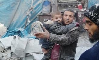 Ateşkese rağmen hava saldırısı: 10 ölü