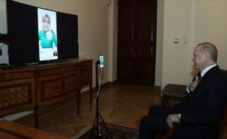 Erdoğan, Gülsüm ve Ailesini Ankara'ya davet etti