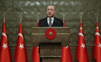 Erdoğan teşkilatlara seslendi