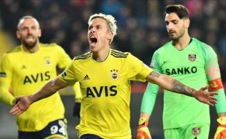 Fenerbahçe Gaziantep'ten 3 puanla dönüyor