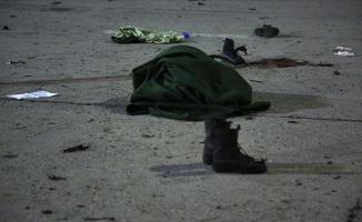 Hafter güçleri Askeri Öğrenci Yurdunu Vurdu