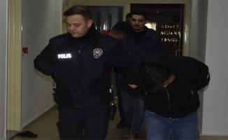 Halfeti'de hırsızlık yapan 3 kişi tutuklandı