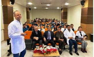 Harran Tıp Fakültesi Verem Haftasında Uyardı
