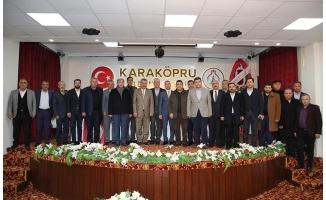 Karaköprü Belediyespor'un yeni başkanı Kayral oldu