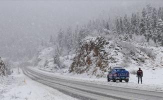 Doğu'da 6 ilde kar yağışı bekleniyor