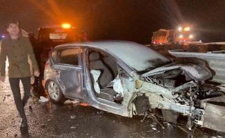 Niğde-Adana Otoyolunda Kaza: 3 ölü