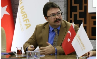 OSBÜK'ten Urfa OSB Müdürüne Yeni Görev