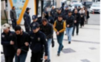 Patlayıcıyla ilgili yakalanan 11 şüpheli adliyede