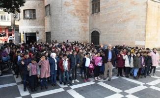 Şanlıurfa Büyükşehir'den Öğrencilere Sinema Etkinliği