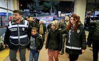 Siverek'teki kayıp çocuklar bulundu