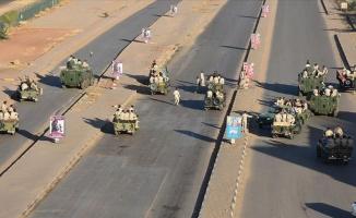 Sudan'da 'isyan' bastırıldı