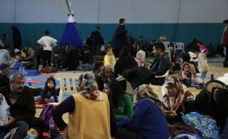Urfa'daki otelden depremzedelere konaklama desteği