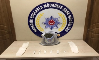 Uyuşturucu operasyonunda 9 şüpheli tutuklandı
