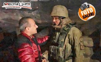 Vali Sonel Yeni Yıla Kahraman Mehmetçik ile girdi