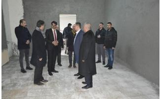 Viranşehir'de mantar atölyesi ve tavuk çiftliği kurulacak