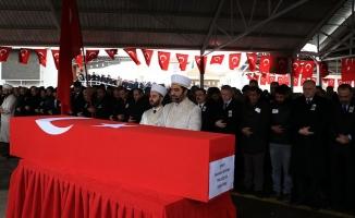 İdlib şehidi Gaziantep'te toprağa verildi