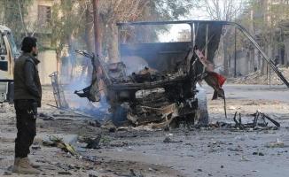 Muhalif gruplar İdlib'in güneyinde operasyon başlattı