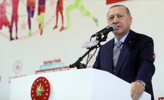Erdoğan turizmdeki hedefi açıkladı