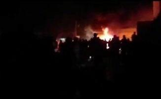 Tel Abyad'da bombalı terör saldırısı: 4 ölü